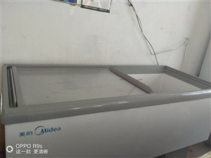 出售美的大冰柜展示柜�L180?80.�r格可 在�x