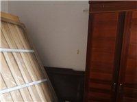 3门衣柜+床+床垫