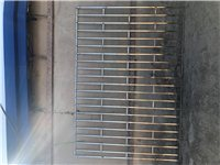 白钢护栏 五百一个做的250*190cm   100出