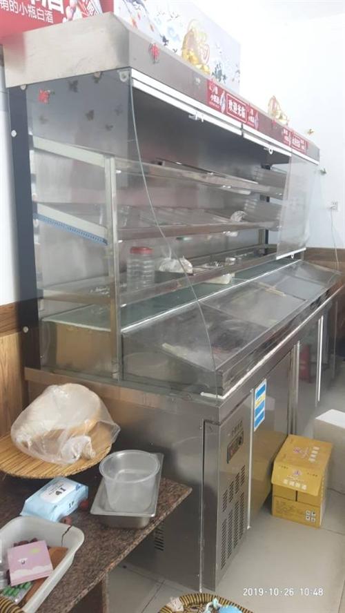 餐饮用     展示柜(冷藏,冷冻两用)      餐桌 电话:13864963635