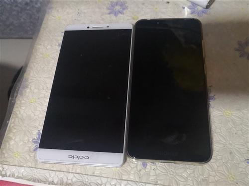 現有oppor7p和金立手機各一部,價格面議,有看中的聯系18793773377