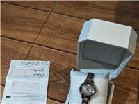 低价出售全新于2019.10.26在重庆观音桥茂业百货购买**【卡西欧女表一支】原价2790~...