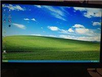 聯想品牌電腦一套,20寸液晶屏,價格500元