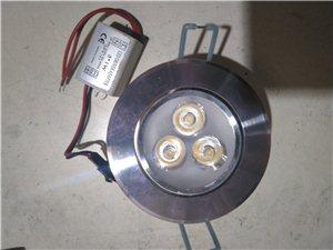LED灯 3w 开孔尺寸5.5全铝** 量大从优
