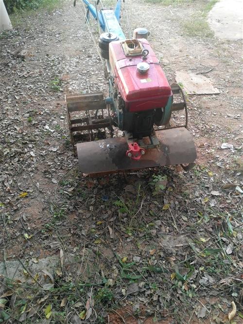 闲置了9匹耕地机,一把着火好起动。电16676260768