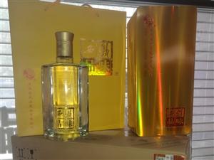 西�P酒品味T8金色�F盒包�b,52度500ML,�庀阈桶拙�,可做婚�c用酒,全�霭��],假一�r十。原�r28...