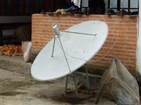 铁网电视大锅出售。