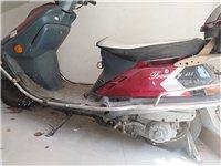賣閑置的舊摩托踏板車,有誠意請聯系