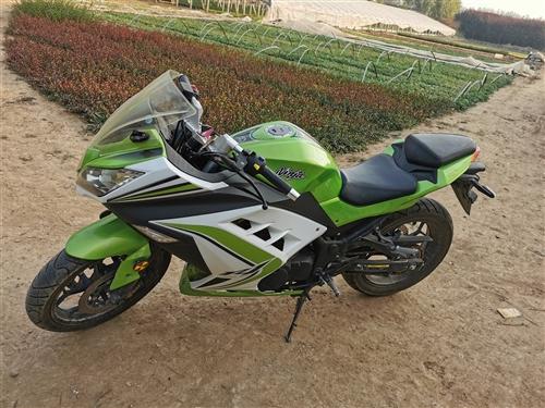 99新双缸250摩托,实跑1500公里。可小刀
