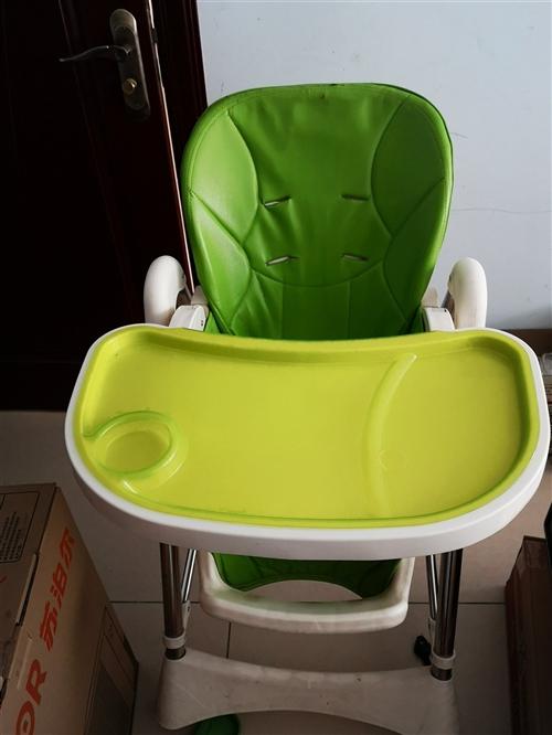 儿童餐椅,7成新呢。