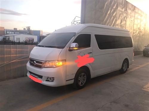 苏州金龙客车,9座,实表6.5万公里,车况良好,可议价