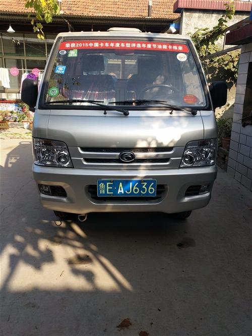 福田时代驭菱16年单排小货车车厢长3.15米,没怎么开现在里程数是三千公里,完整无破损,现因闲置打算...
