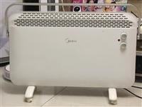取暖器 烤火炉 美的取暖器 9.8新