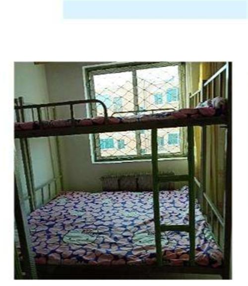 自家用的上下鋪鐵床兩套低價處理,手慢無