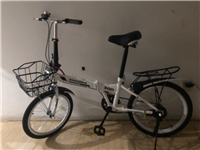 折叠自行车,买回来才骑两天,发生点事情用不到了,急售,价格好商量,打电话没有接可以发信息联系,说明是...