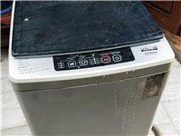 出售威力7.3公斤全自动洗衣机,大容量,成色新,无暗病,完全正常,需要的联系。