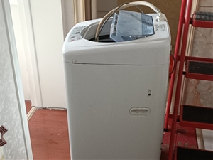 一款全自动洗衣机!和一款茶几