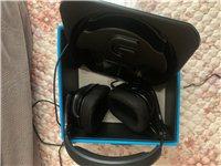 罗技(G)G933s RGB 游戏耳机 7.1环绕声  头戴式有无线电脑电竞麦克风吃鸡 APEX英雄...