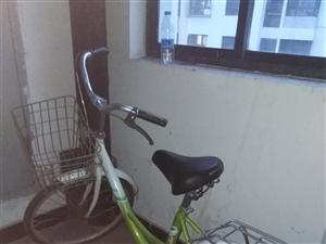 古林街福渔园八成新自行车