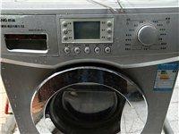 出售滚筒全自动洗衣机,7公斤大容量,无暗病,完全正常,便宜处理,需要的联系。
