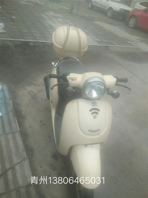 助力摩托车,闲置处理