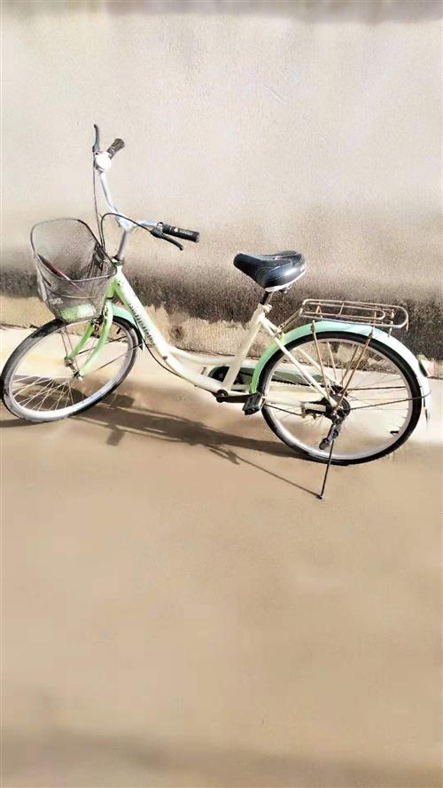 自行车买来四百多用了一段时间一直放家里、现在打算贱卖了有意者联系