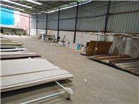 新材料--竹木纖維集成墻板包覆廠設備出售、出租,在昭通,接手可生產,價格面議