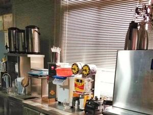 奶茶店全套设备转让。 联系电话18010719595