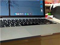 換新電腦了,出售自用mac book pro,128GB,只要3500有興趣的給我電話,可帶小刀。