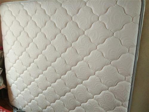 本人有一张席梦思床垫,大小呢是一米8x两米。购买时间是去年11月份买的。在那个华通家具城赛能家居店买...
