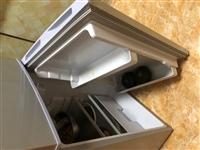 租房小型冰箱三门冷藏冷冻小节能冰箱,使用一年,非常新!