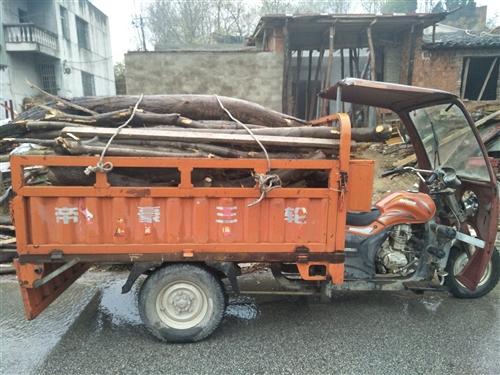 自用帝豪三輪車2200出售