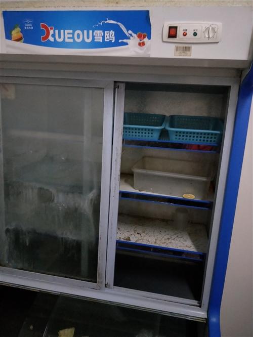 低價出售菜柜機、在榕江縣城內