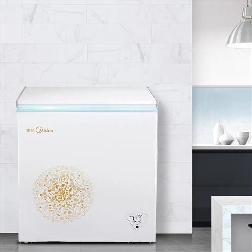 美的家用小型冰柜
