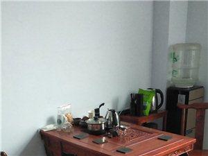 自用办公室茶桌一套9.8新
