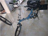 自用可折叠自行车一辆,八成新,孩子大了用不到了,出售电话15127723073