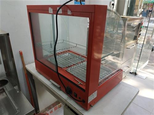 唐朝掌柜保溫柜保溫展示柜蛋撻保溫機漢堡熟食食品保… 保溫效果很好,用了一段時間。生意有所調整,用不著...