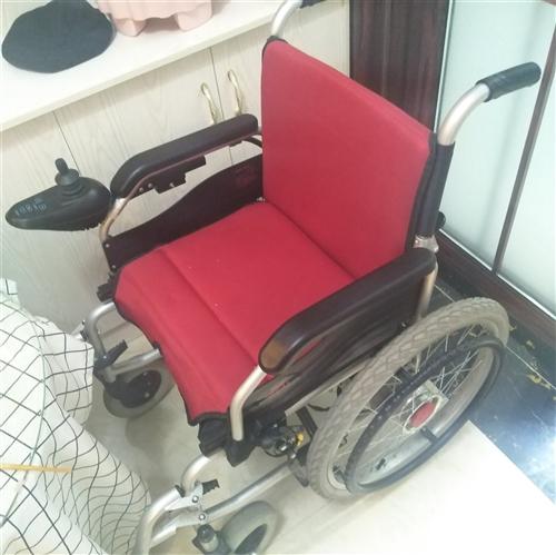 电动轮椅出售因为当初在仁怀时买的现在要离开了带上也不方便所以低价转手了 买的时候是8000多去年买...