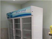 二手轉賣 店面轉讓了 新買的冰箱展示柜 收銀臺。水果架子。便宜轉 價格好商量