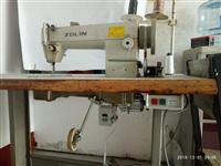 縫紉機,換成同步電機,可以調快慢,非常好用