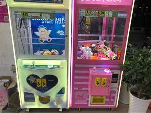 一佳百货两台娃娃机出售,有意者电话联系,价格合理