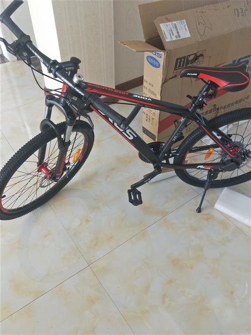 出售喜德盛自行车,刚买回来不到一个月九九新  没骑多少时间,有正规发票,适合上班族学生党