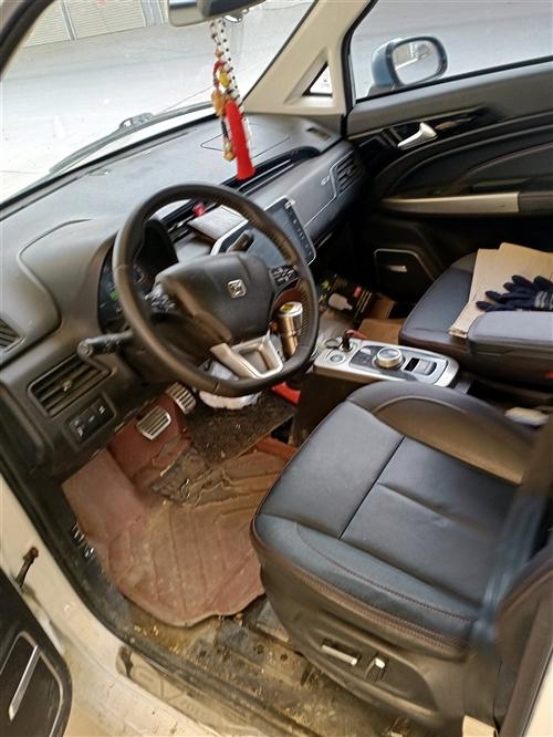 众泰E200电动车,2017年12月份的车,保险刚交完,已申车,急售