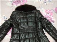 在皮草城給家人買的,結果買小了穿不了。 **沒穿過的。  綿羊皮水貂狐貍毛      xxxxL  ...
