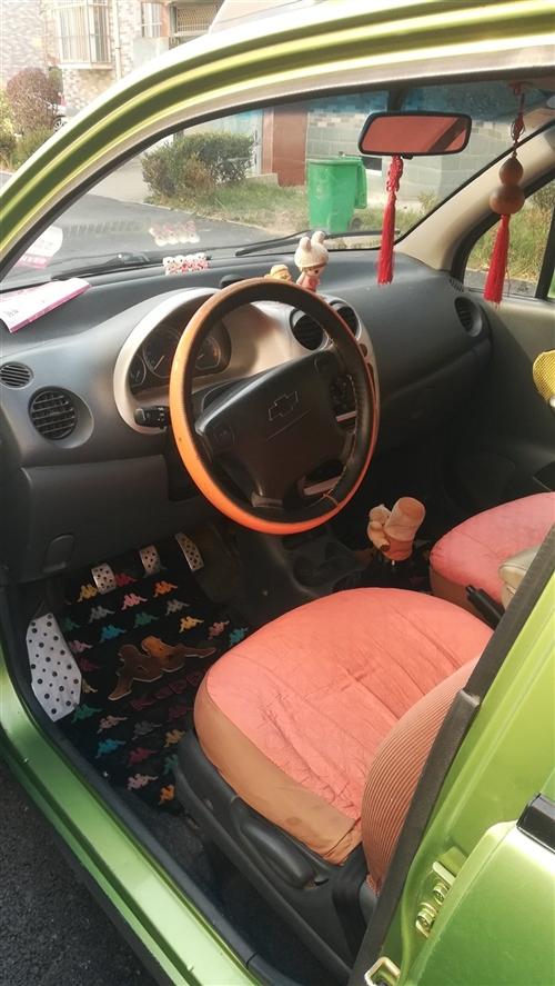 《愛車出售》:雪佛蘭樂馳,08款,高配,0.8L排量,2008年車,手續齊全。接娃、練手沒問題,便宜...