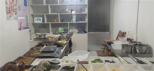熟食店整體轉讓,可帶技術。沂水鎮中心小學斜對過。價格面議電話13280598997