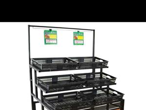九九成新蔬菜水果架,可�W上比�r,需要的�系15103881121