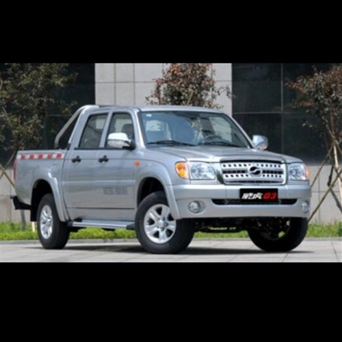 《出售  银色 中兴威虎皮卡车 》,  十年 四万公里, 刚审了车买了保险,无事故、无泡水,家庭自用...