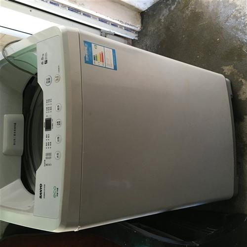 二手洗衣機,九成新!