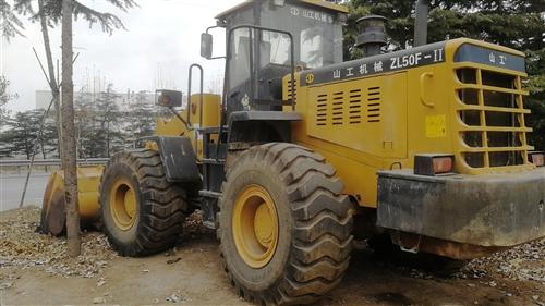 山工50铲车出售地址青州东环路与南环路口北100米路东